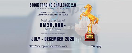 ApexeGame Stock Trading Challenge 2.0
