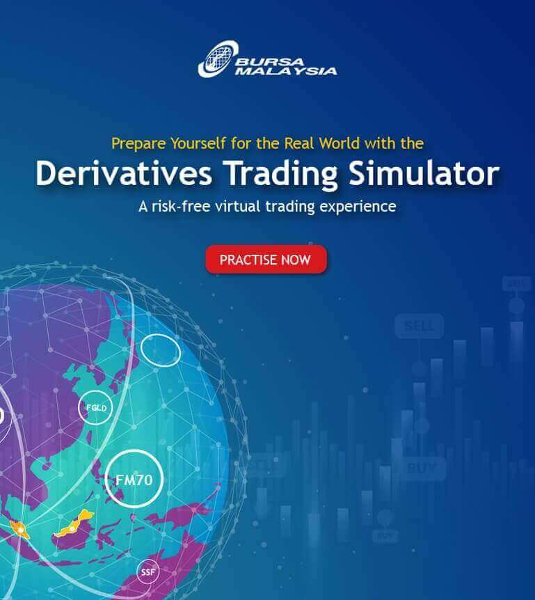 DERIVATIVES TRADING SIMULATOR