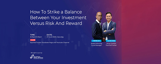 How to Strike a Balance Between Your Investment VS Risk and Reward