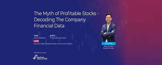 The Myth Of Profitable Stocks - Decoding The Company Financial Data