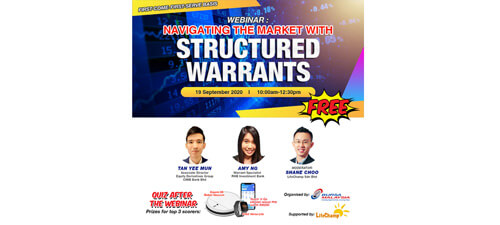 Navigating the Market with Structured Warrants