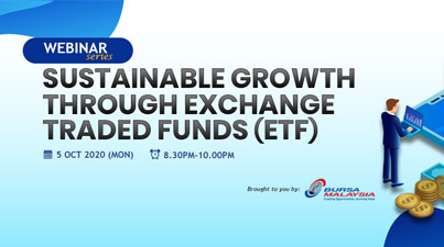 Sustainable Growth through Exchange Traded Funds